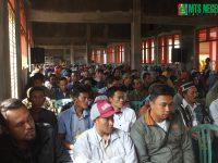 Rapat Bersama Wali Murid MTs Negeri 8 Genteng
